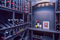 Basement-Wine-Storage-Room-Racks