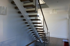 Custom Metal Stairs