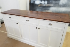 After - Furniture refinish